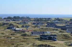 De danske kyster er stadig i stand til at trække turister til landet.