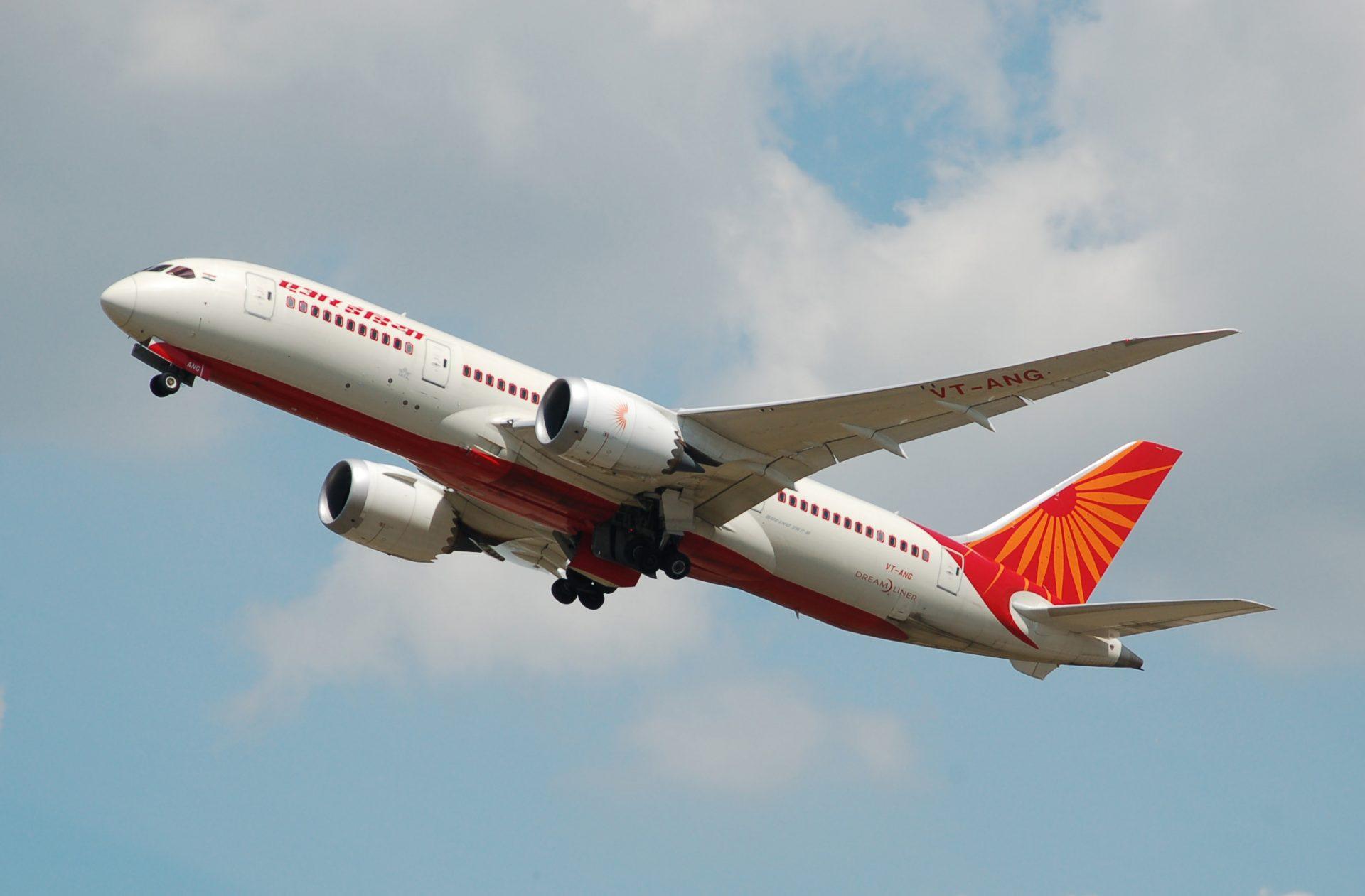 Air India åbner en ny direkte rute mellem CPH og Delhi.