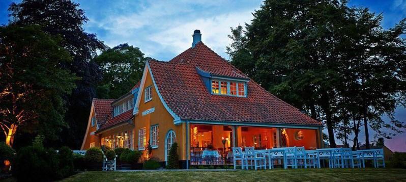 Restaurant Lieffroy har de gladeste gæster, viser en opgørelse fra Dinnerbooking.com (PR-foto)