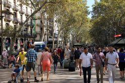 Barcelona får hvert år besøg af ca. 30 mio. turister. Nu har byens borgere fået nok. (Foto: LiKlug)