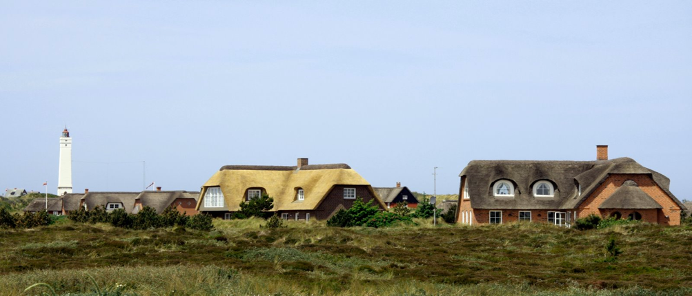 Danske sommerhuse fik i 2016 4,7 millioner kroner i støtte til hurtigere internet. (Arkivfoto)