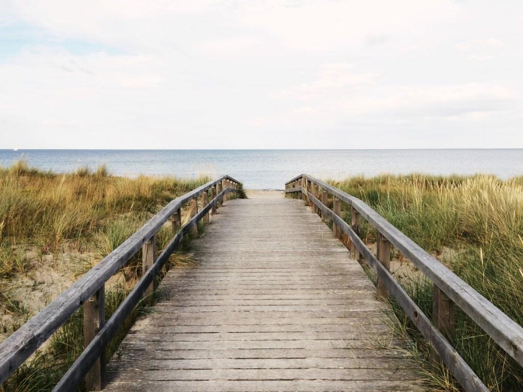ved stranden2 1024x768  Naturbeskyttelsesloven, Esben Lunde Larsen Lovændring skal give mere liv langs de danske kyster kystturisme Lovændring skal give mere liv langs de danske kyster