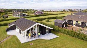 Der blev udlejet sommerhuse som aldrig før i september. Og året 2017 tegner til rekord. (Foto: Stig Nygaard)