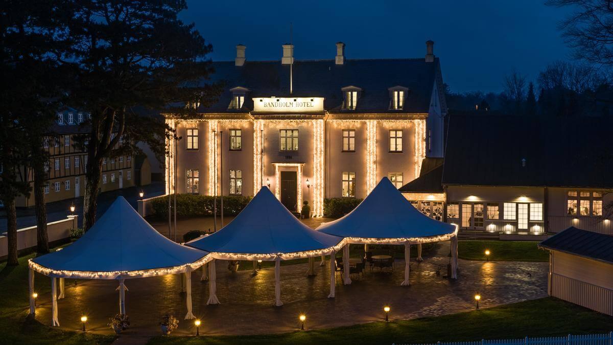 Bandholm Hotel (Foto: Bandholm Hotel)