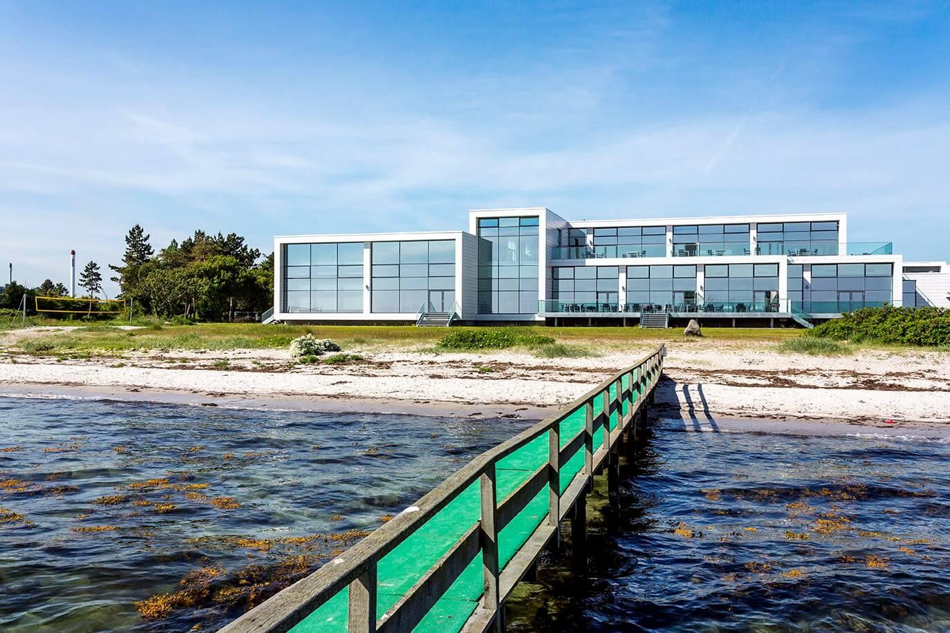 Sinatur Hotel Storebælt har indført et nyt og grønnere madkoncept.