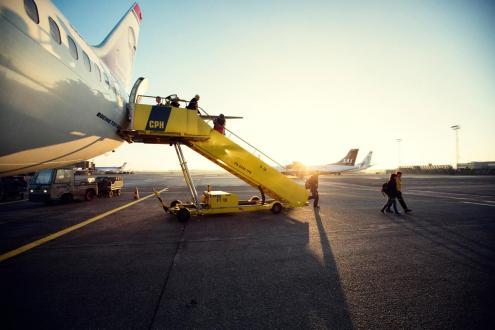 Air China åbner ny direkte rute mellem Beijing og København. Det betyder flere kinesiske turister til Danmark. (Foto: CPH Københavns Lufthavne)