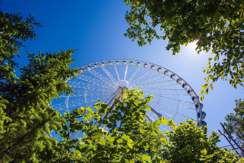 Lisebergshjulet (Foto: Liseberg)