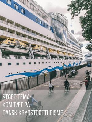 Krydstogtfokus2018 1  Skagen, René Zeeberg, krydstogt, Frederikshavn Kommune, Birgit S. Hansen I Skagen får krydstogtgæsterne sved på panden tema-krydstogtturisme-2018, maritimt, featured Krydstogtfokus2018