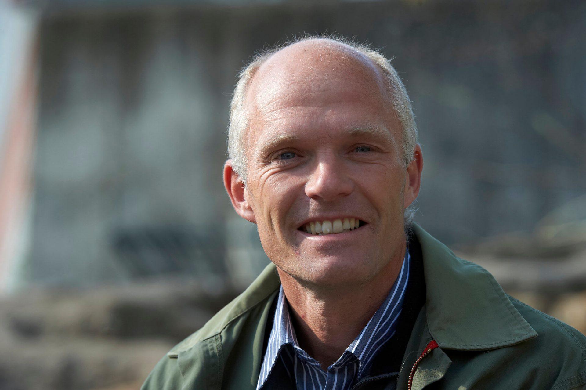 Bjarne Klausen forlader Den Blå Planet for at blive direktør hos Odense ZOO. Bjarne Klausen tiltræder 1. oktober 2018. (Foto: Odense ZOO)