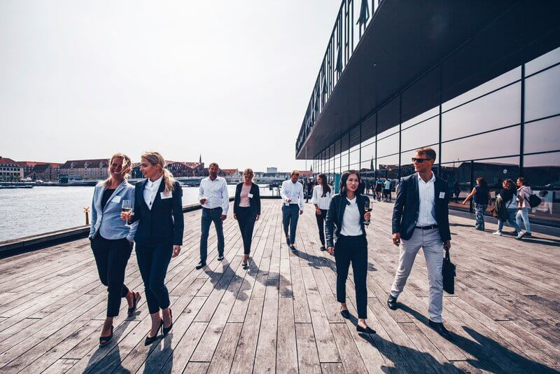 København er nr. 14 på den internationale liste over mest populære kongresbyer. Samtidig er København dynamoen, der driver væksten i erhvervsturismen. Det viser en ny analyse. (Foto: WOCO/Martin Heiberg)