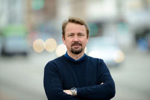 Martin HH Bender, direktør, VisitSydsjælland-Møn A/S.