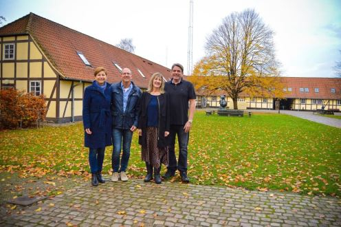 Danhostel Odense Kragsbjerggaard får nye ejere ved årsskiftet. (Foto: Danhostel)