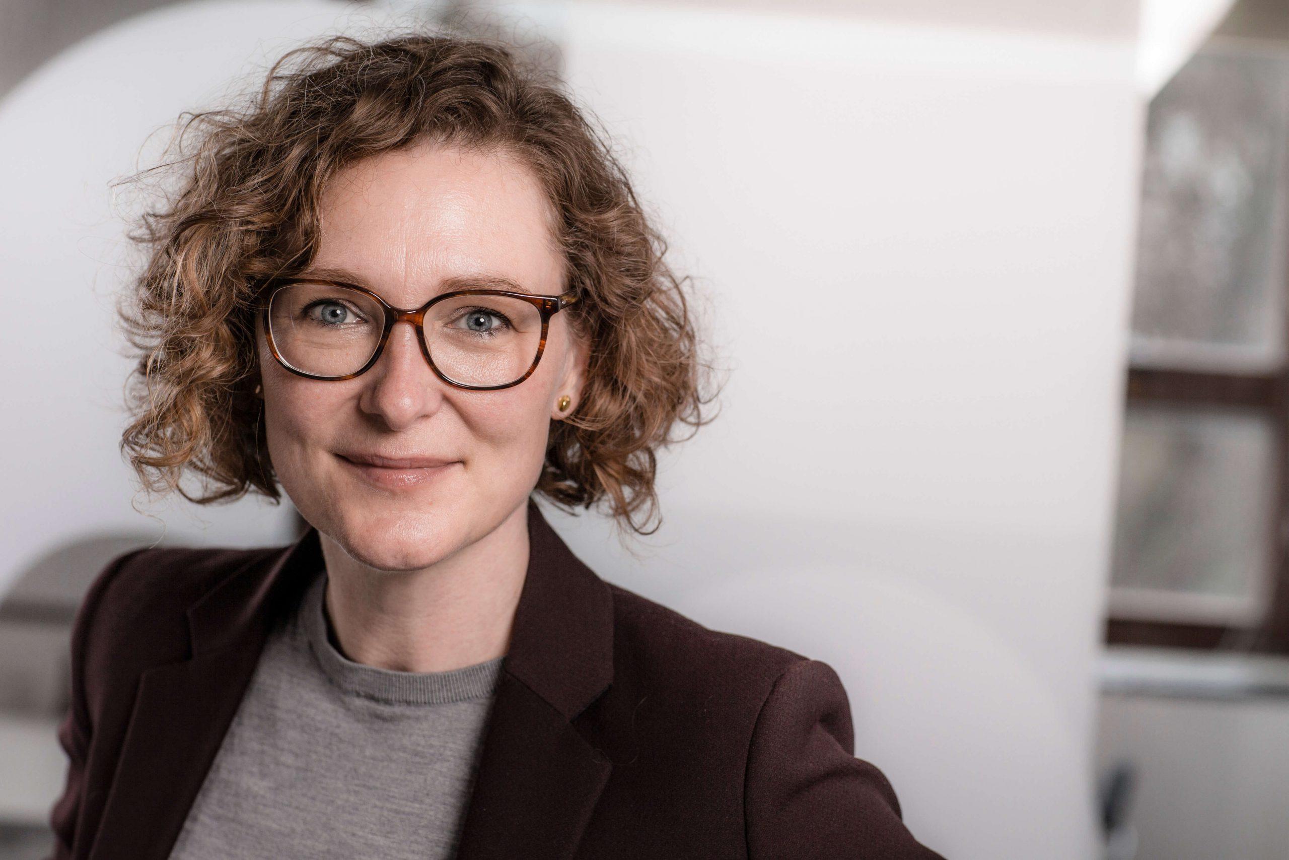 Stine Lea Jacobi, programchef i Realdania, kommenterer på Peter Kvistgaards blogindlæg Æstetik og magt i dansk turisme. (Foto: Realdania)