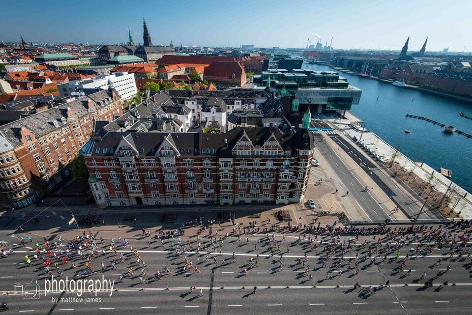 Et nyt projekt vil have hotelgæster til at opleve København med løbeskoene på. (Foto: Sparta)