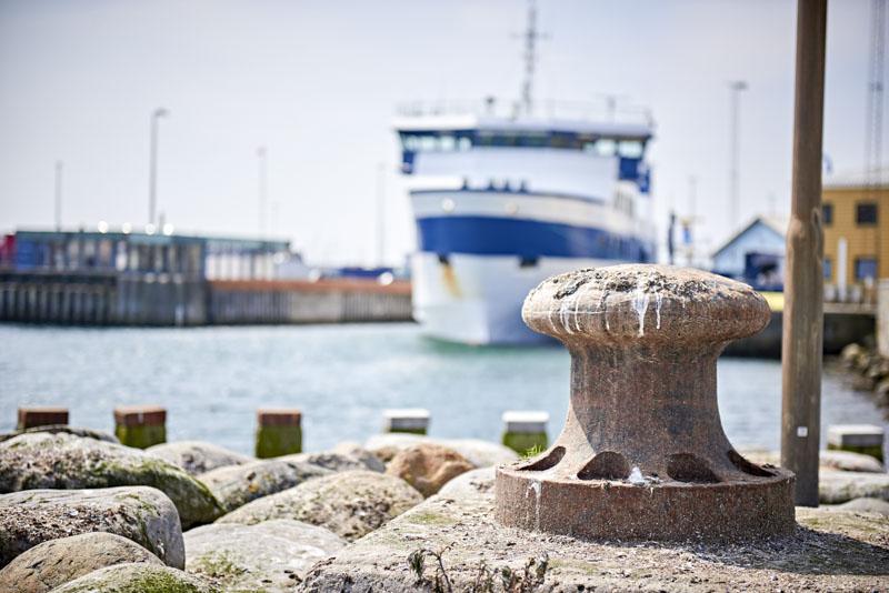 En saltvandsindsprøjtning på 1,5 mio. kroner skal løfte Ø-Passet og dermed give flere turister til de danske småøer. (Foto: Landdistrikternes Fællesråd)