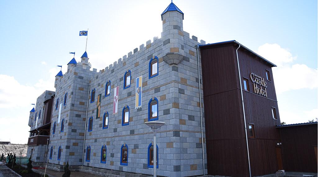 LEGOLAND Castle Hotel (Foto: LEGO)