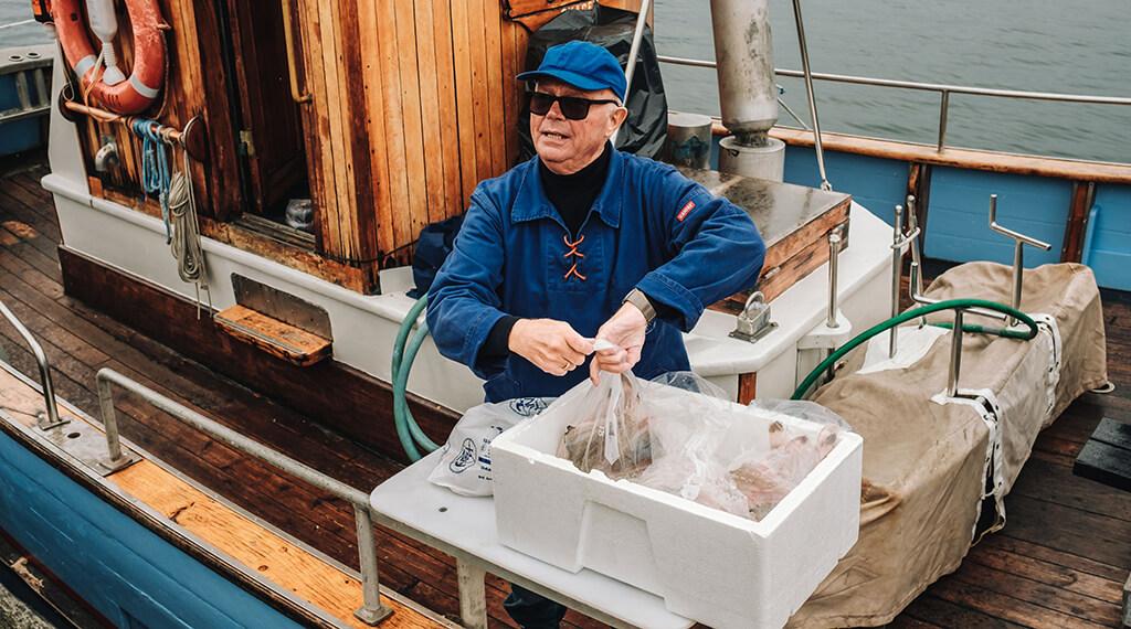 15 udvalgte fødevarehotspots på Vestkysten skal gøre fortællingen lettere. (Foto: Dansk Kyst og Naturturisme)