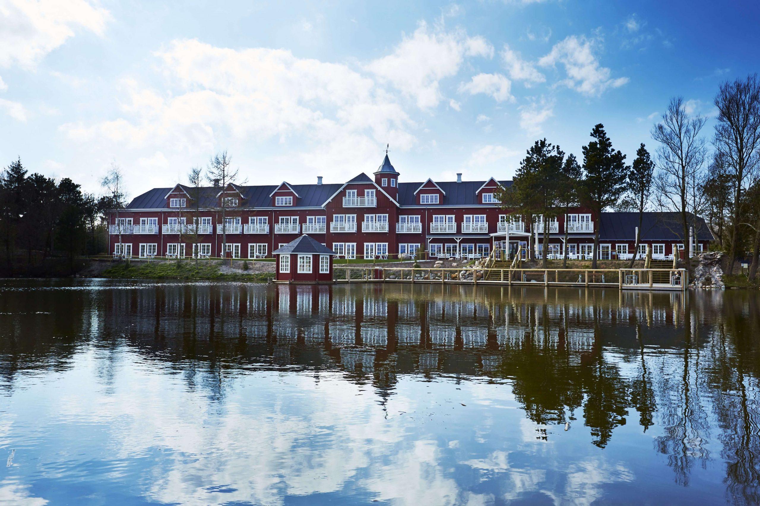 Den usædvanligt gode sommer i 2018 har positiv afsmitning på feriebooking i Danmark, og det gælder også for Hotel Fårup. (PR-foto)
