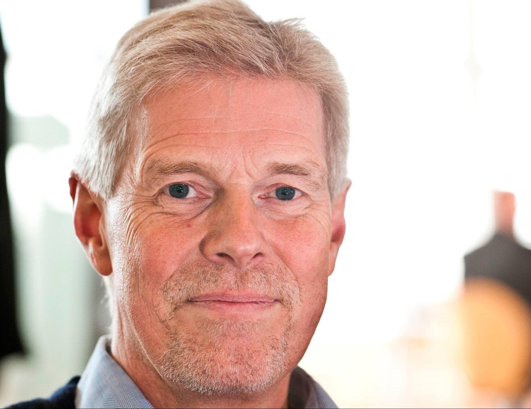 Keld Zacho Sørensen er ny bestyrelsesformand i Dansk Kyst- og Naturturisme. (Foto: Bent Sørensen)