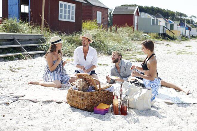 De danske småøer vil have flere turister, og det skal seks nye videoer hjælpe med. (Foto: Landdistrikternes Fællesråd)