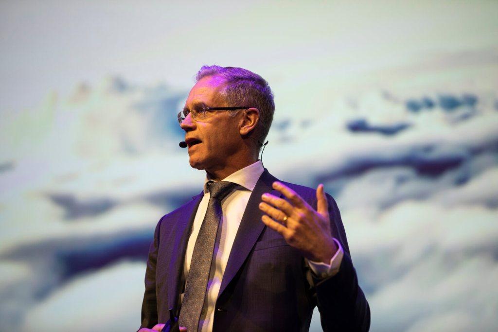Rickard Gustafson, SAS. (Foto: Ulrik Jantzen/HORESTA)