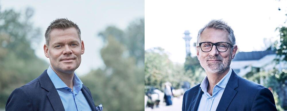 Christian Higraff  Joergen Nielsen  Københavns Zoo, Jørgen Nielsen, Christian Higraff Ambitiøst direktørteam sikrer rekord år i KBH ZOO tal-tendens, featured, attraktioner Christian-Higraff__Joergen-Nielsen