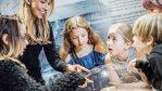 Vikingemuseum bruger Skype til at nå ud til flere skoler
