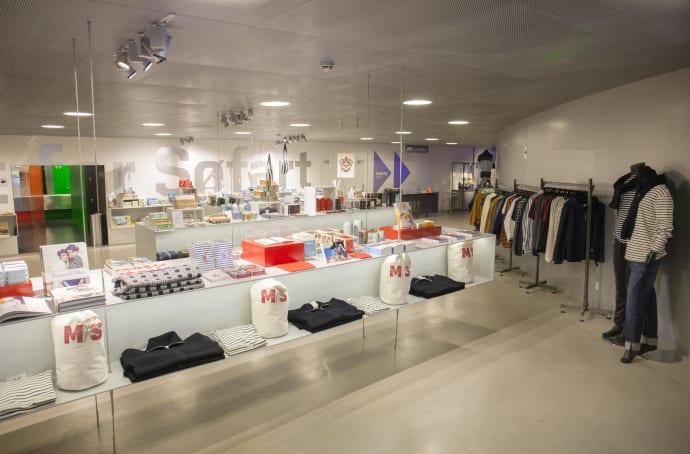 Museumsbutikken hos M/S Museet for Søfart i Helsingør er nomineret til en international pris. Prisen kaldes også for museernes Oscar-uddeling. (Foto: M/S Museet for Søfart)