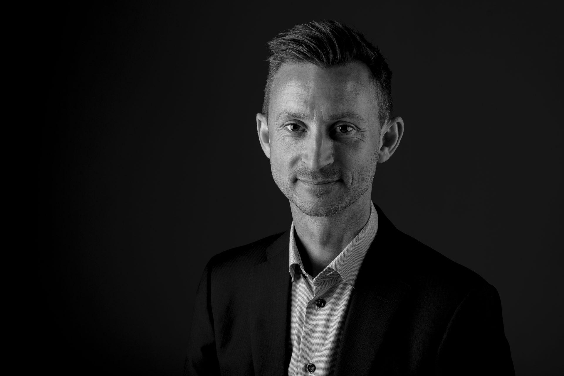 Direktør i Woco, Mikkel Aarø-Hansen