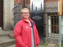 Heidi Klintemøller Hansen, formand for Turistførerforeningen.
