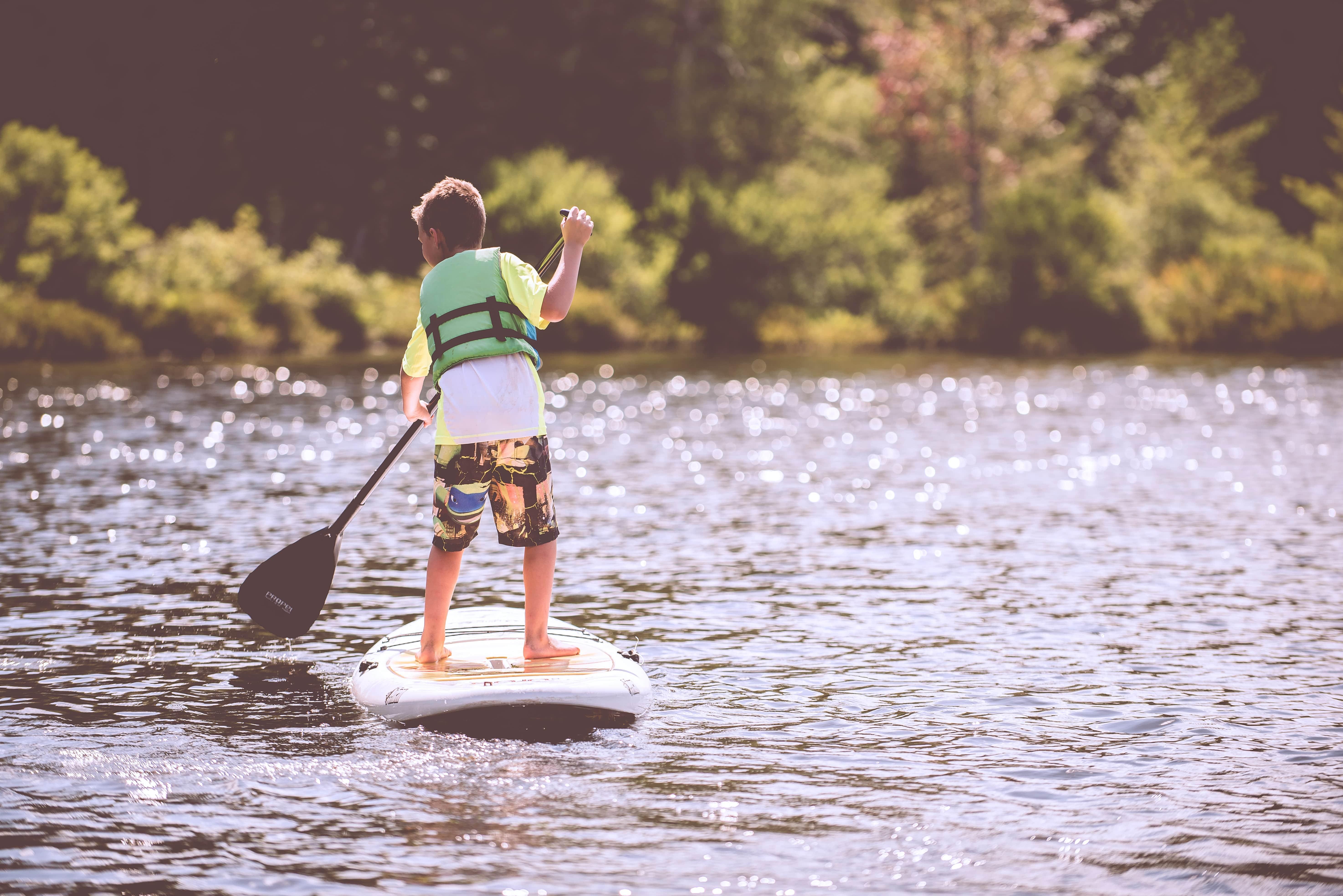 Har du en god outdoor-idé? (Arkivfoto: Ben White)