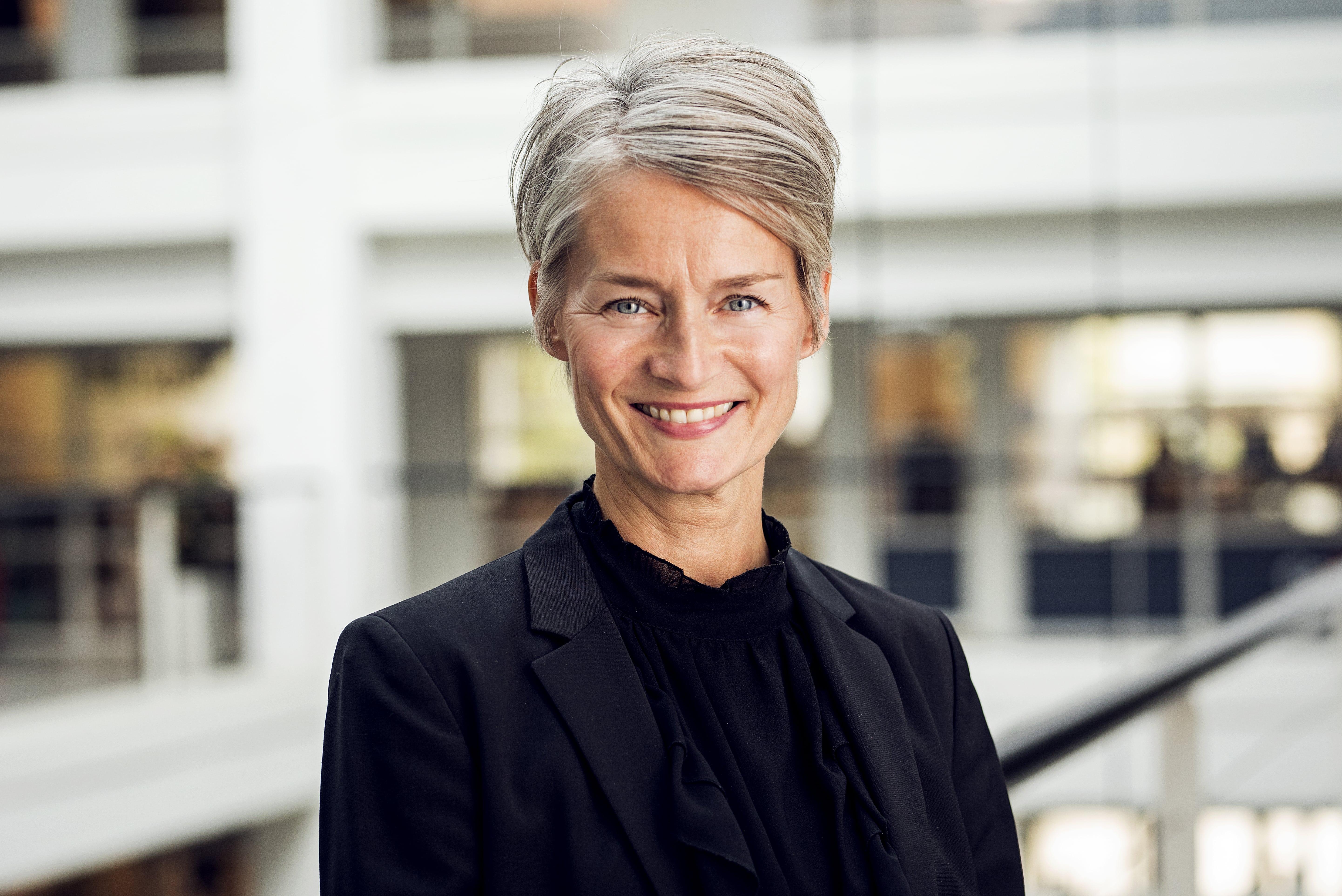 Mette Gregersen, COO, Copenhagen Business Hub