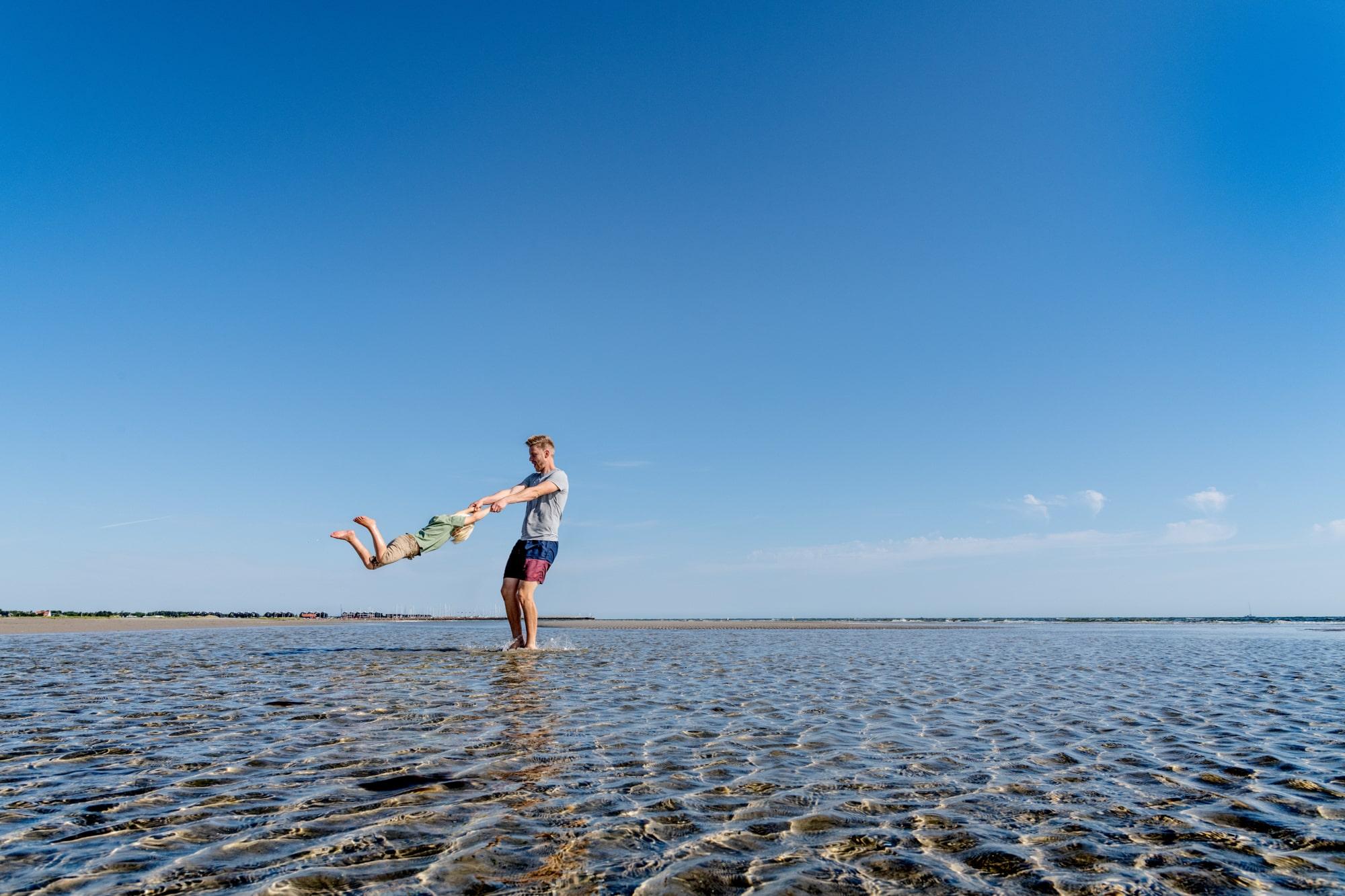 Strandliv ved Øster Hurup. (Foto: Mette Johnson/Destination Himmerland)