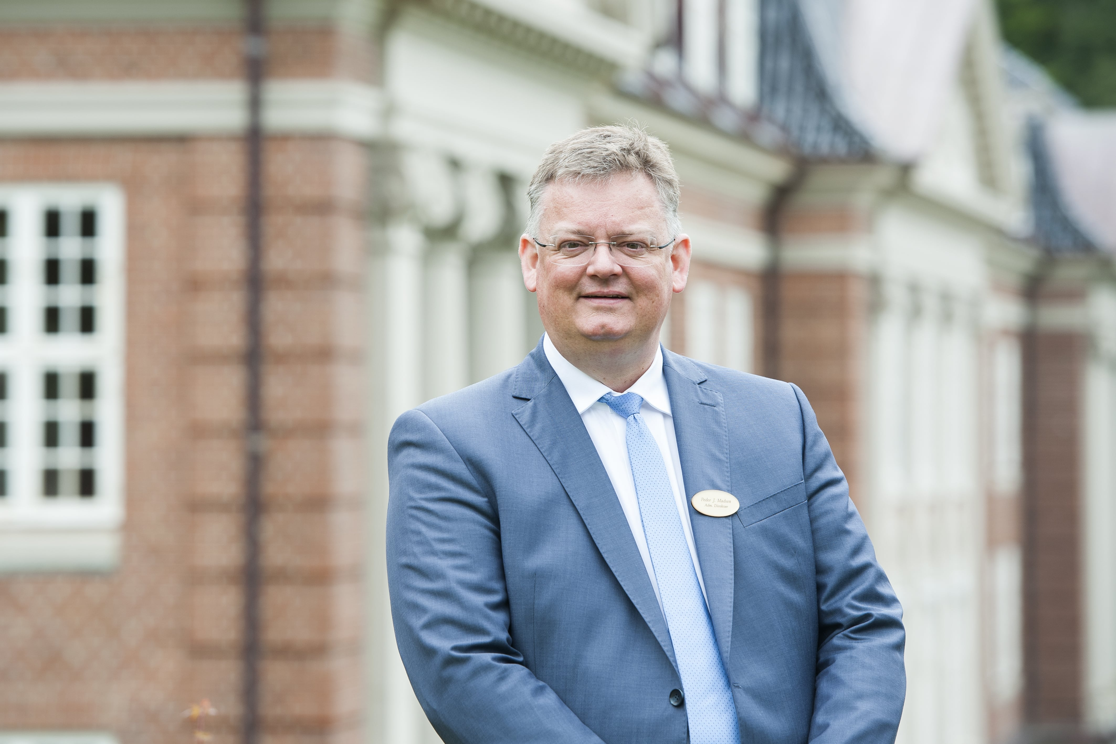 Peder J Madsen, CEO, Hotel Koldingfjord (PR-foto)