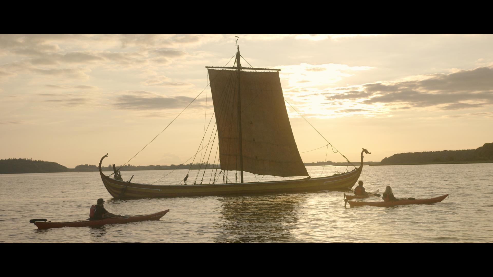 Still fra Let The Saga Begin (Foto: Visit Fjordlandet/Produced By)