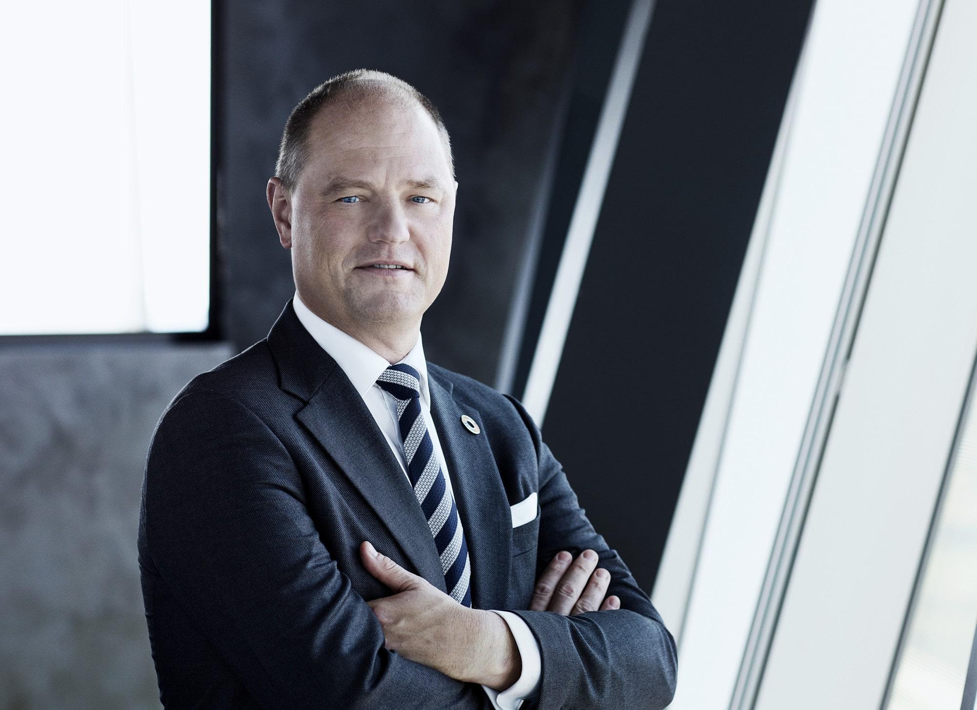 Allan L. Agerholm (Foto: BCHG)