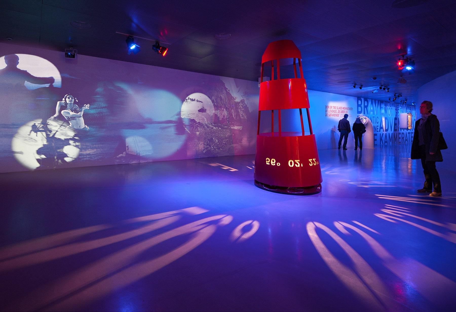 På M/S Museet for Søfart (Foto: Thijs Wolzak)