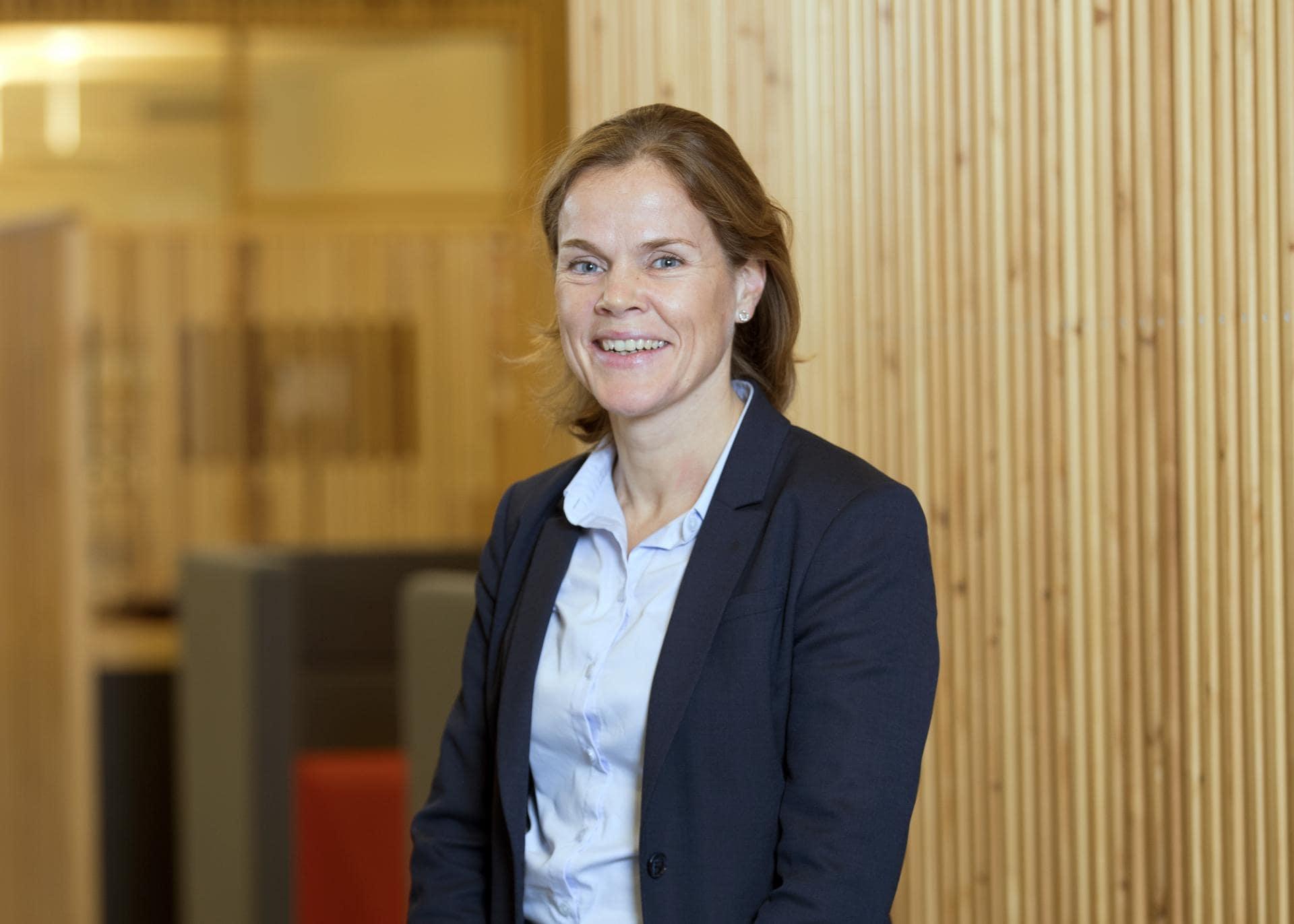 Anna Oosterhof er ny chef for Vækst Jammerbugt. (PR-foto)
