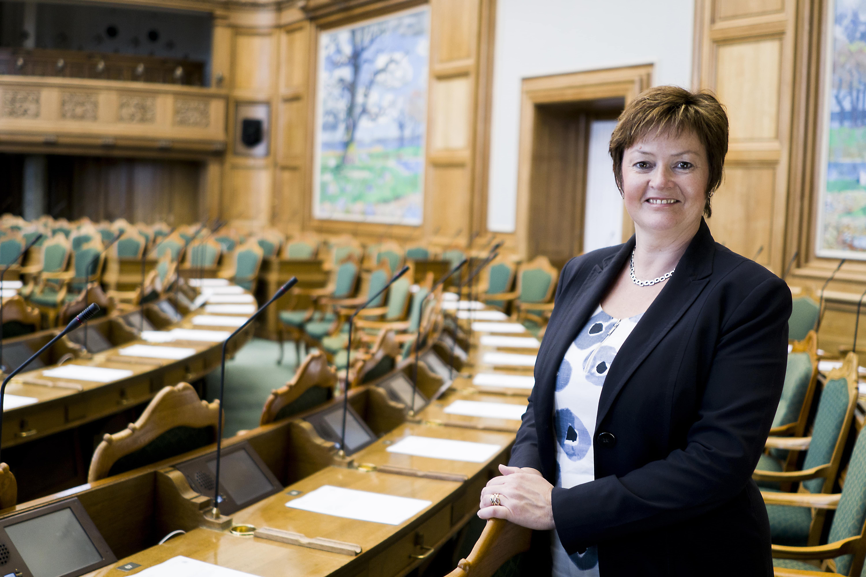 Anni Matthiesen, turismeordfører, Venstre (PR-foto)