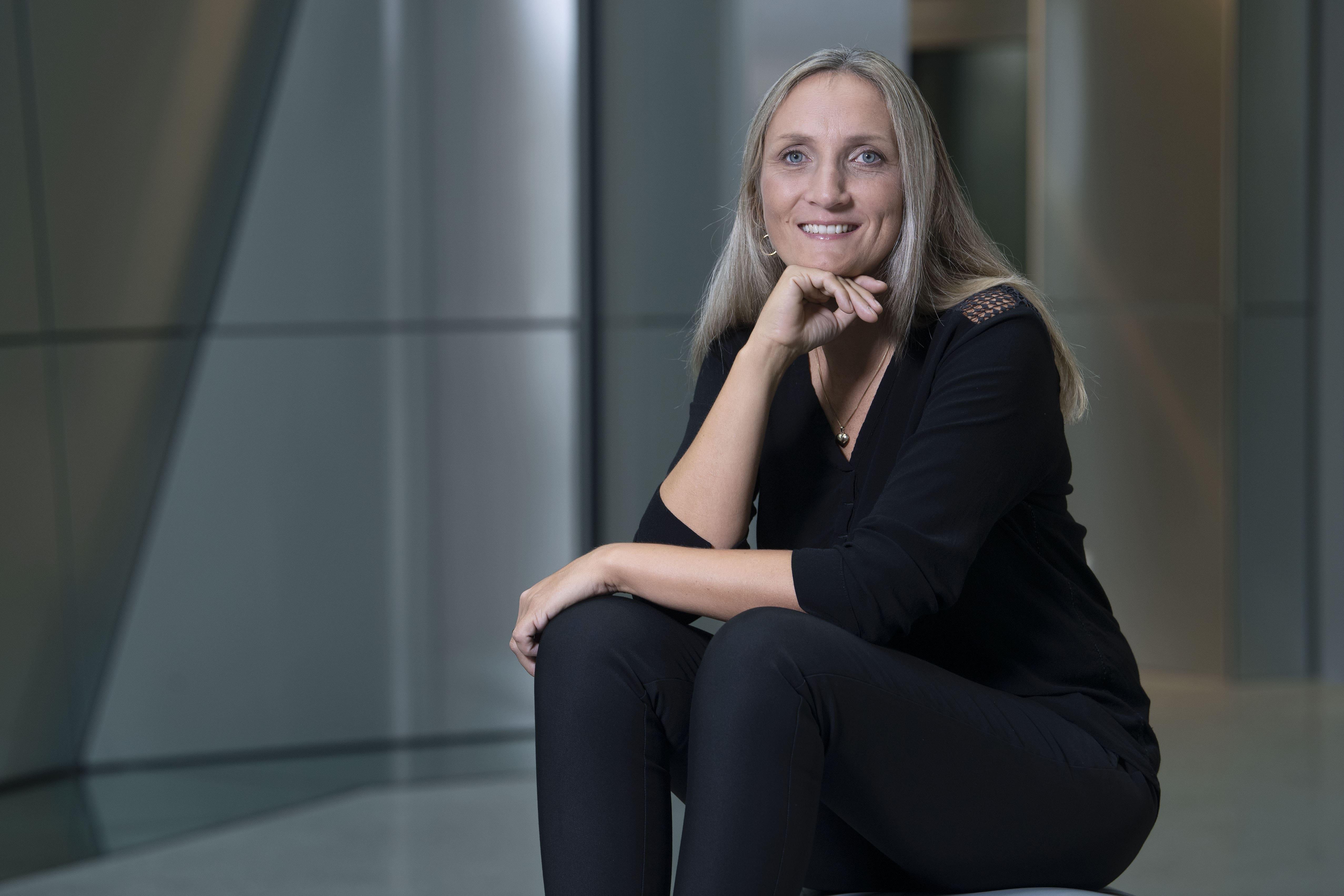 Karen Bering, ny partnerskabschef på Kunsten Museum of Modern Art Aalborg (PR-foto: Lars Horn / Baghuset)