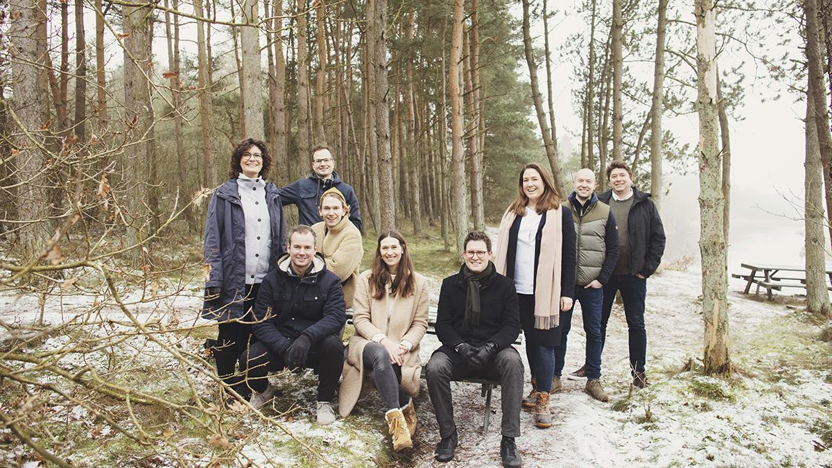 Holdet bag den nye udlejningsplatform Landfolk.com (pr-foto)