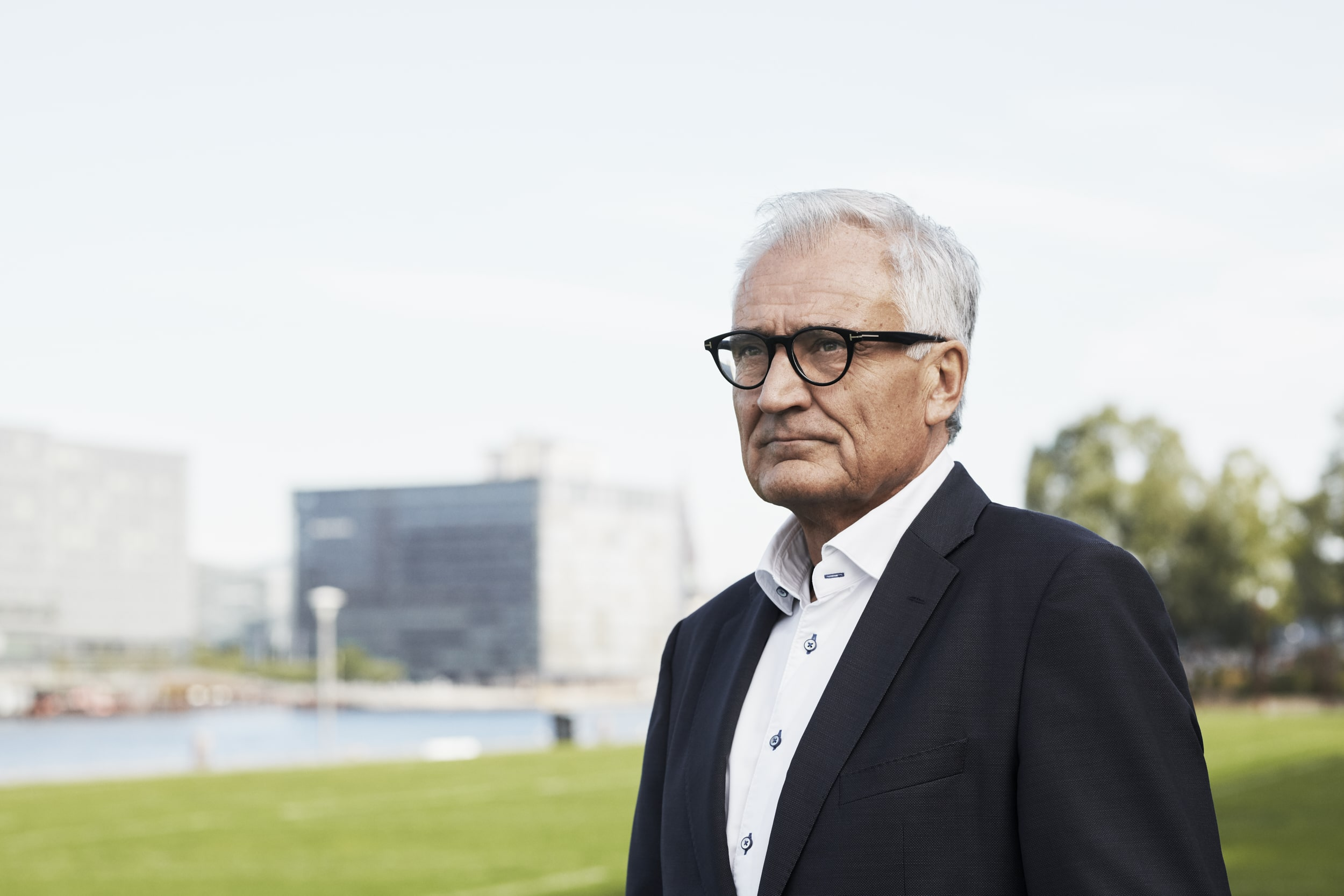 Jan Olsen, adm. dir. VisitDenmark, foto: Robin Skjoldborg