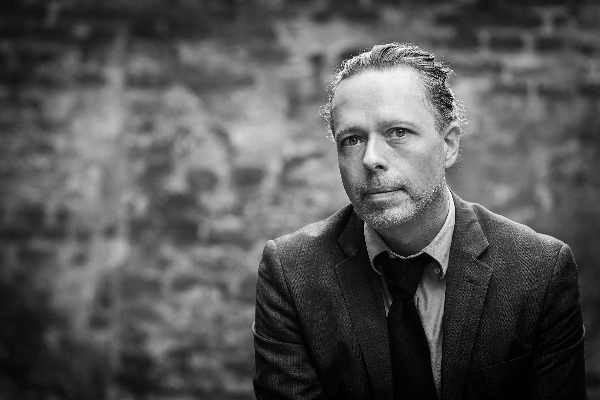 Jesper Bækgaard (Foto: Stine Sophie Winkel)