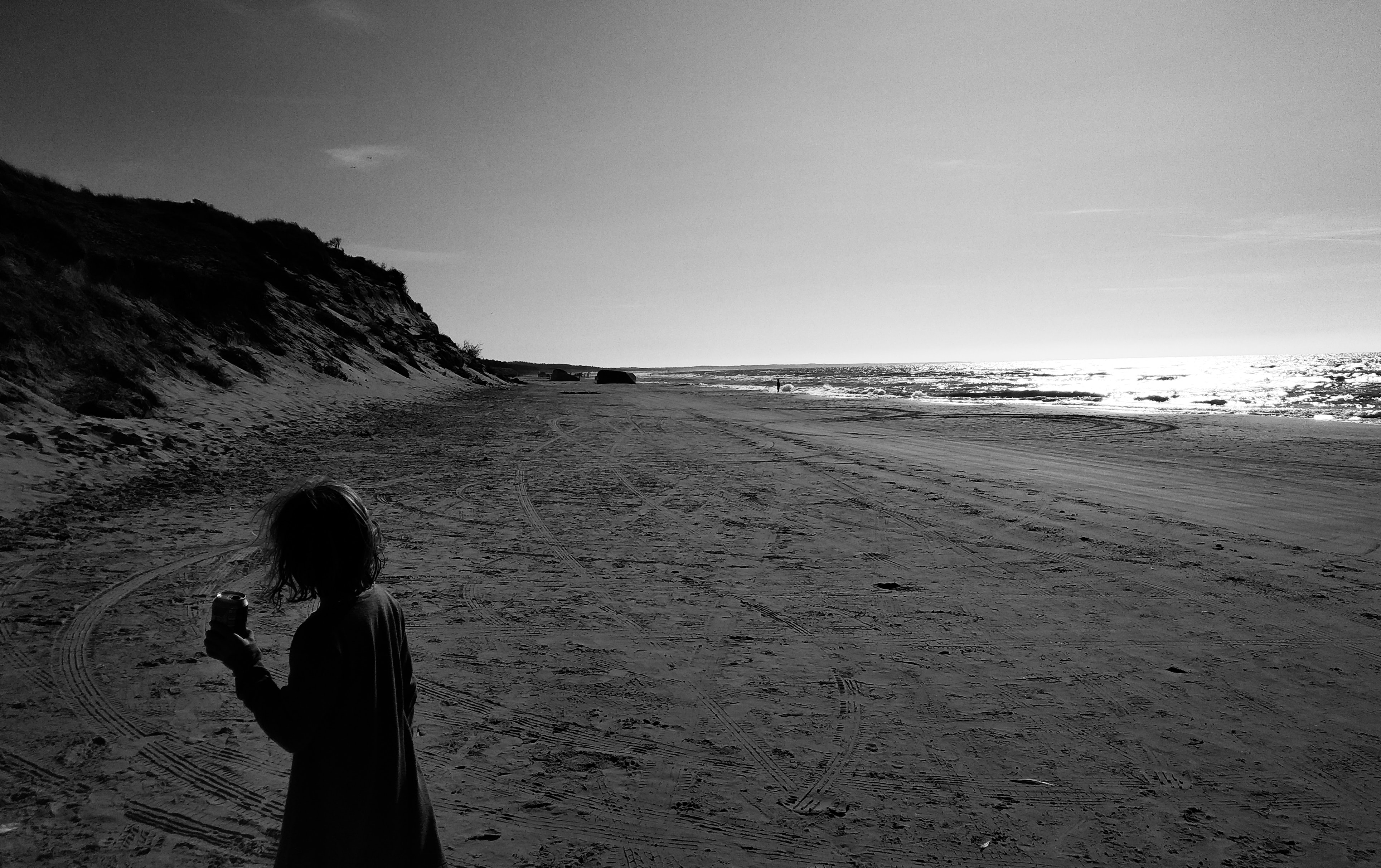 Tversted Strand (Arkivfoto: Elliott Matthews)