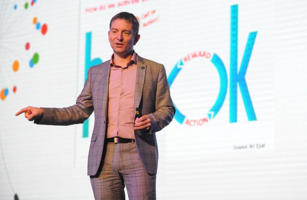 Guy Bigwood, direktør i Global Destination Sustainability Movement,