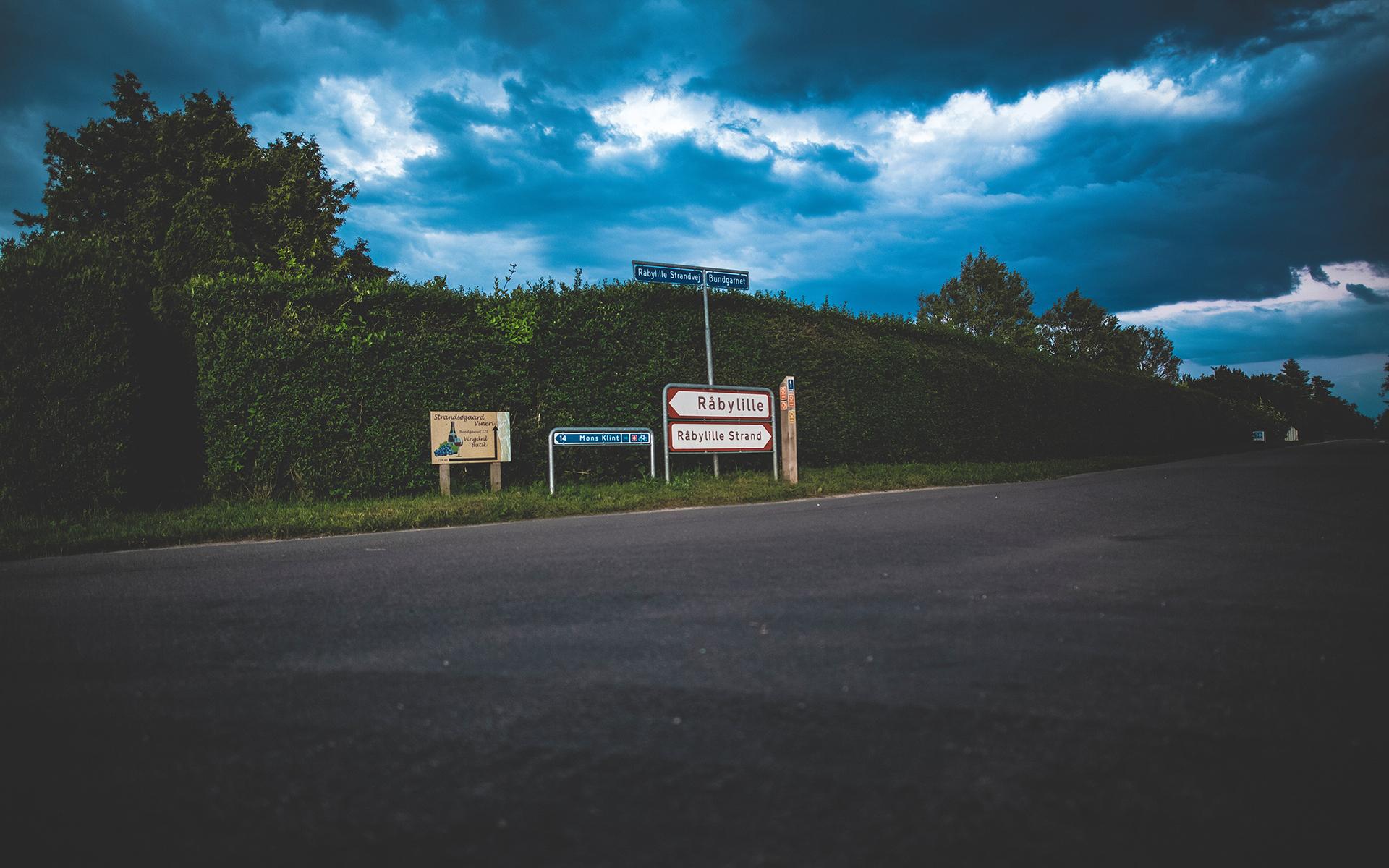 Råbylille Strand, Møn. (Arkivfoto: Marcus Spiske)