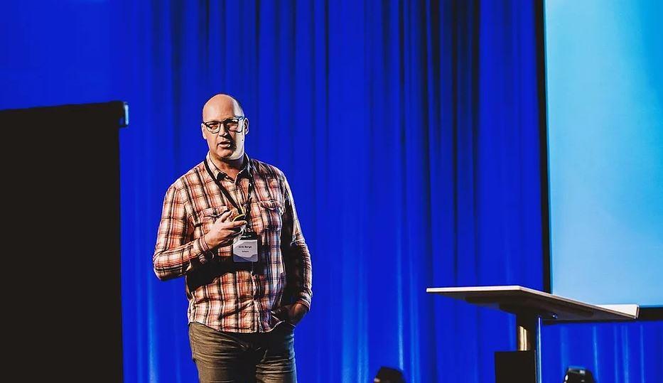 Eirik Berge, kommunikationschef, Visit Bergen
