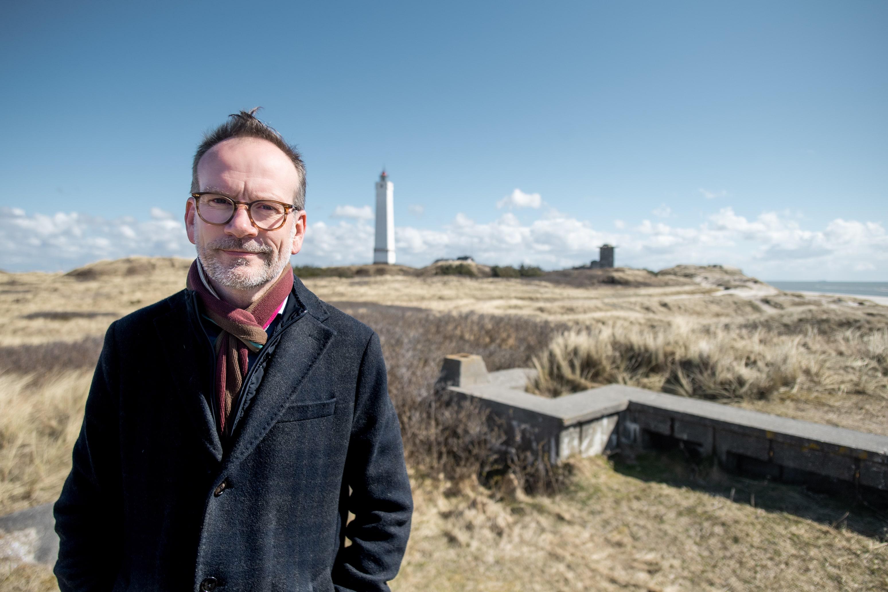 Peer Heldgaard Kristensen, Destination Vesterhavet. (Foto: Flying October)