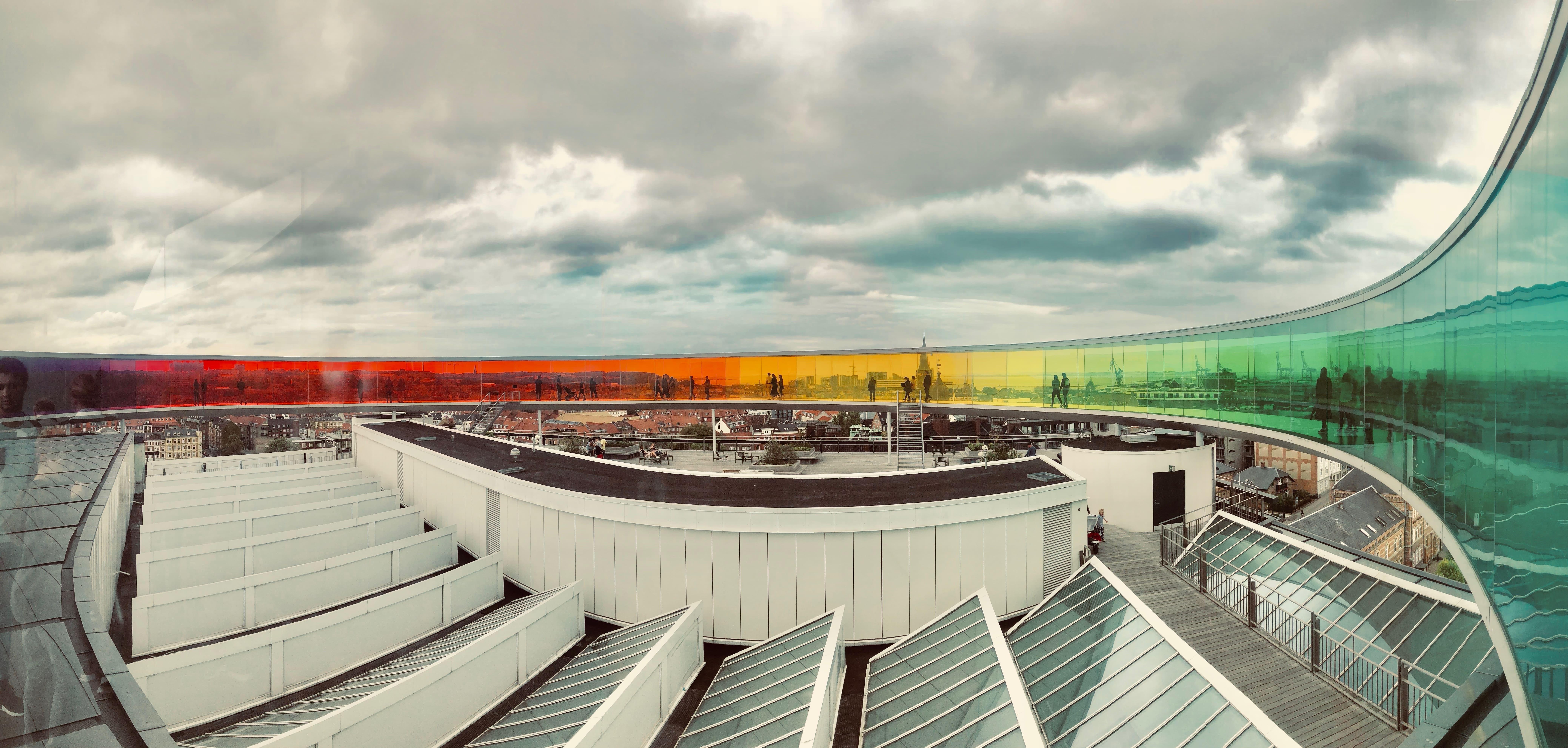 Aros i Aarhus. (Arkivfoto: Nils Schirmer)