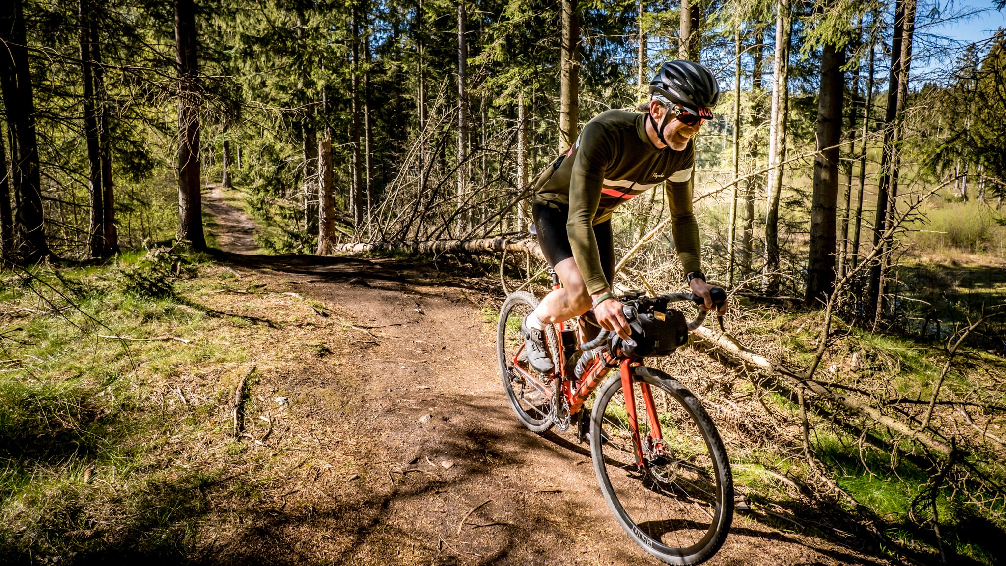 Gravel cykling er det nye sort. (Foto: Martin Paldan/Backlands CC)